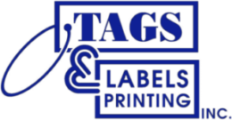 Tags & Labels Printing, Inc. Logo